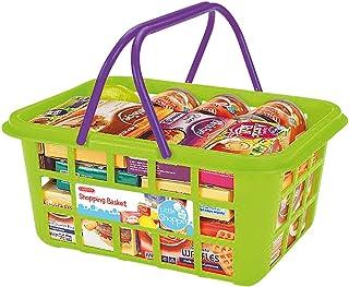 Casdon 628 Shopping Basket Roleplay,Green/Purple