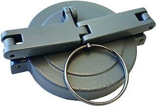 178-0300 AC Iron Fill Cap 2 Co Brass Body Morrison Bros