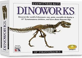 Skullduggery Eyewitness Kits Perfect Cast Dinoworks 19