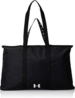 Under Armour Womens Tote Bag, Black/White - 1352120