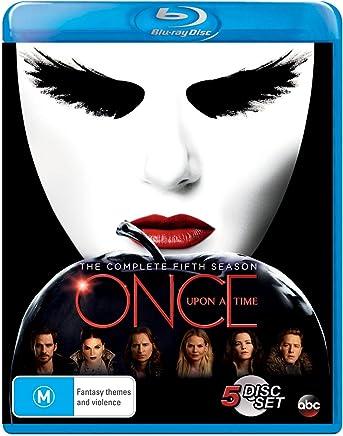 Once Upon A Time: Season 5 (Blu-ray)