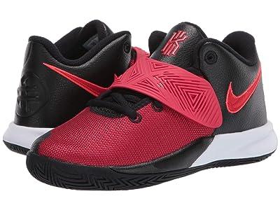 Nike Kids Kyrie Flytrap III (Little Kid) (Black/University Red/White) Kids Shoes