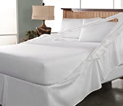 Tailor Solution by Perfect Fit | Bedskirt and Box Spring Protector - Effortless Installation, No Need to Lift Mattress, Pa...