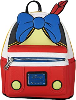 Disney's Pinocchio Faux Leather Mini Backpack Standard