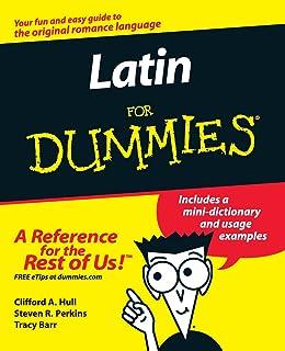 Latin For Dummies