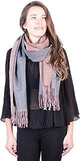Hilltop Bufanda para Mujer Multiusos, Ideal para Otoño e Invierno, Cuello Cálido, 60 x 190cm, Bufanda Manta Suave, Echarpe...