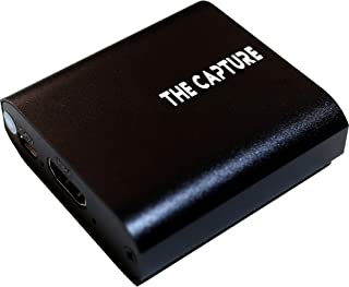 TheCapture [パススルー対応 カメラ&ゲームキャプチャーボックス]HDMI Capture EXTREME Plus TC-HD2USBP