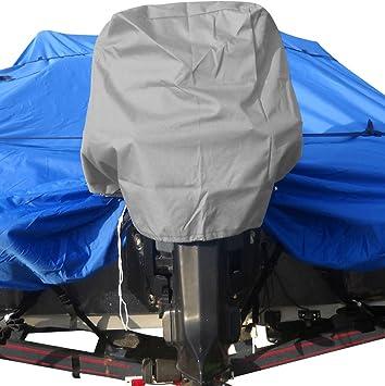 Budge Ba 35 Graue Mittelgroße Motorabdeckung Für 15 Ps Bis 25 Ps Hubmotoren Auto