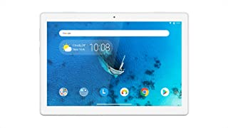 Lenovo Tab M10 (TB-X505F), 10.1 inch Tablet, Qualcomm Snapdragon 429 Processor, 2GB RAM, 16GB Storage, WiFi, Android OS, Polar White - [ZA4G0096AE]