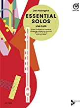 Essential Solos for Flute: 28 Solos on Popular Jazz Standards (Book & CD) (Advance Music: Essential Solos)