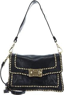 Campomaggi Agnese Crossbody Bag M Nero