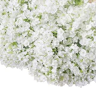Bringsine Baby Breath/Gypsophila Wedding Decoration White Colour Silk Artificial Flowers 60 Pieces/lot