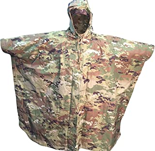 Acme Approved Waterproof Poncho - Military Style OCP Multicam 55