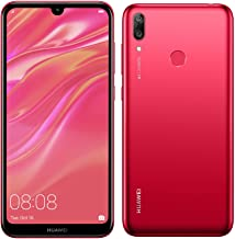 """Huawei Y7 2019 (32GB, 3GB) 6.26"""" Dewdrop Display, 4000 mAh Battery, 4G LTE GSM Dual SIM Factory..."""