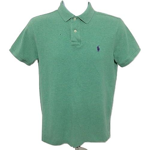 e21527cf Polo Ralph Lauren Men's Classic Fit Mesh Polo Shirt