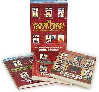 Wayside School Boxed Set: Wayside School Gets a Little Stranger, Wayside School is Falling Down, Sideway Stories from Wayside School