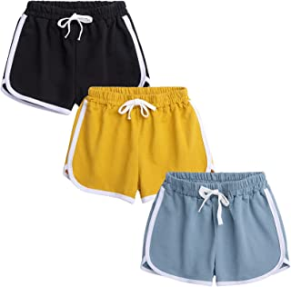 Boys Girls Sport Shorts Kids Summer Running Athletic Shorts Baby Toddler Workout and Fashion Dolphin Beach Shorts