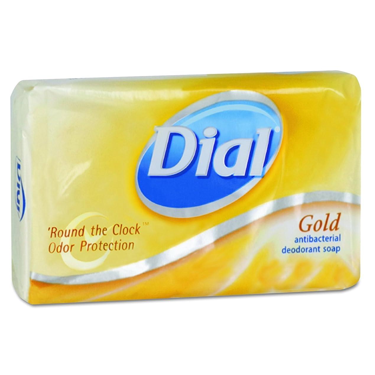 シリアル七面鳥世界Dial 00910CT Gold Bar Soap, Fresh Bar, 3.5oz Box (Case of 72) by Dial