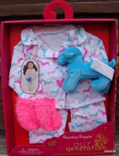 Best our generation counting puppies doll outfit Reviews