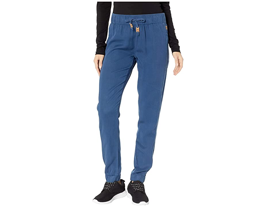tentree Colwood Pants (Dark Denim) Women
