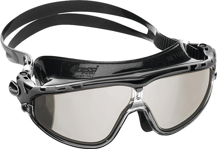 Occhialini premium per nuoto piscina triathlon e sport acquatici cressi skylight swim goggles DE2034750 ?DE2034750