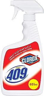 Clorox 409 Formula Spray, Grease Remover, 651 ml
