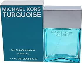 MICHAEL KORS Turquoise for Women Eau De Parfum Spray, 1.7 Ounce