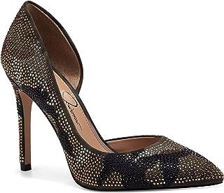 حذاء نسائي بكعب عالٍ من Jessica Simpson Prizma7 من Jessica Simpson