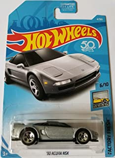 90 acura nsx hot wheels