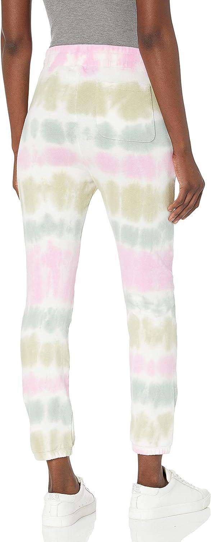 Billabong Women's Casual Coast Tie Dye Fleece Pant