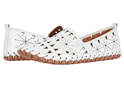 Spring Step Fusaro (White) Women