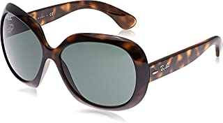 Ray-Ban womens Rb4098 Jackie Ohh Ii Oversized Sunglasses...