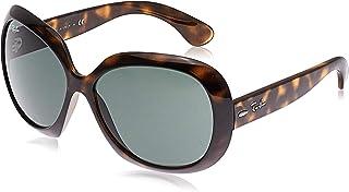 womens Rb4098 Jackie Ohh Ii Oversized Sunglasses...