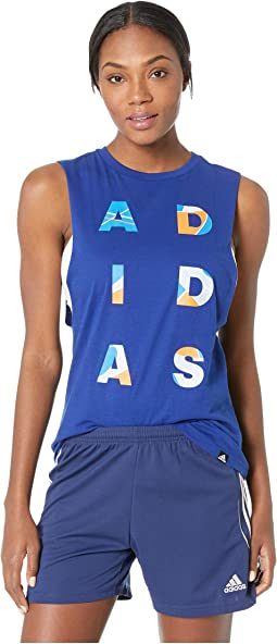 Adidas Courts Muscle Tank Top