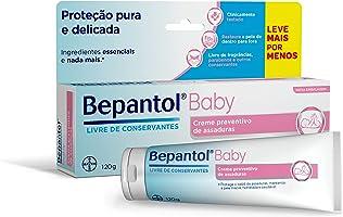 Bepantol Baby Creme Preventivo de Assaduras Para Bebês, Bepantol, 120G