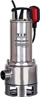comprar comparacion T.I.P. 30072 Bomba de inmersión para aguas residuales Extrema 300/10 PRO con rueda de impulsión de acero inoxidable