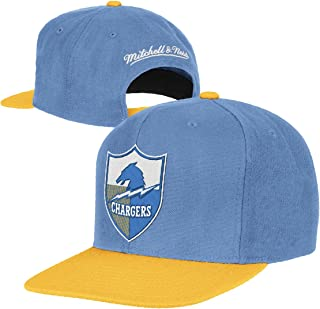 san diego chargers snapback mitchell and ness