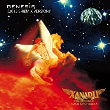 Genesis (2013 E-Remix Version)