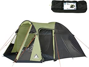 Tent Glenhill Arona 3 man dome tent XXL sleeping cabin 5000mm igloo camping tent