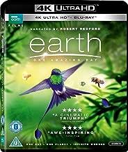 Earth [4K UHD + Blu-ray]