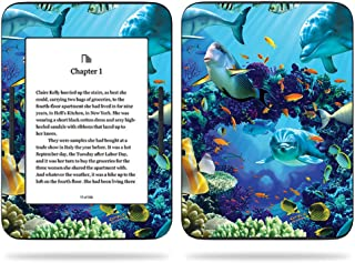 MightySkins Skin Compatible with Barnes & Noble Nook GlowLight 3 (2017) - Ocean Friends | Protective, Durable, and Unique Vinyl Decal wrap Cover | Easy to Apply, Remove | Made in The USA