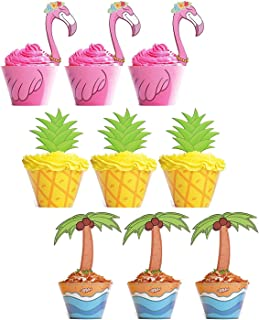 Best luau cake decorations Reviews