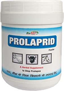 REFIT ANIMAL CARE - Prolapse Treatment Medicine for Cattle, Cow, and Buffalo (PROLAPRID 500 GMS.)