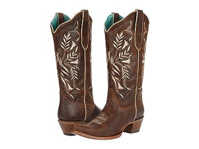 Corral Boots E1659 (Brown) Women