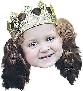 toddler boy king crown