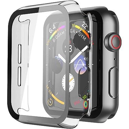 【2枚セット】ULOE 対応 Watch Series 6 / SE/Series 5 / Series 4 40mm PC 用 ケース(クリア)