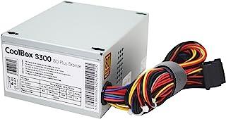Coolbox FALCOO300SBZ - Fuente de alimentación SFX, Color Bronce