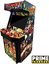 4 Player Upright Arcade Machine with 3,016 Games in 1 32