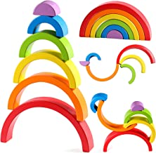 Best large wooden rainbow Reviews
