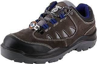 Acme Titanium Leather Safety Shoes (Size-45)